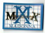 MADAME X TOUR - LAPEL CHAIN MX DOUBLE PIN